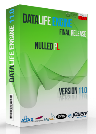 DataLife Engine 11.0 Final Release Nulled Pl By Dj_AlexN Graphic Group