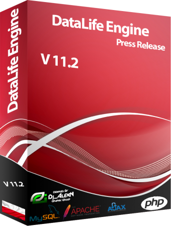 DataLife Engine 11.2 Press Release