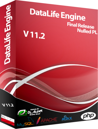 DataLife Engine 11.2 Final Release Nulled Pl by Dj_AlexN Graphic