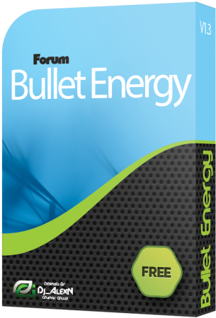 Bullet Energy 1.3 [2016][DLE 11.X]