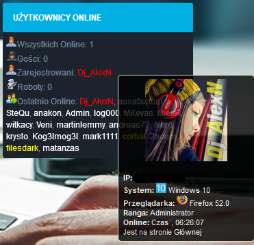Moduł Online 6.2 by Dj_AlexN Graphic