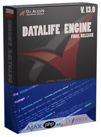 DataLife Engine 13.0 Nulled PL Final Release