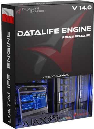 DataLife Engine 14.0 Press Release