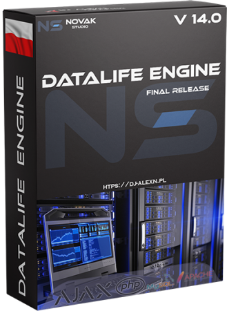 DataLife Engine 14.0 Final Release