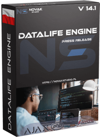 DataLife Engine 14.1 Press Release